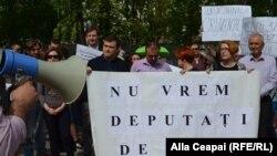 O nouă tentativă de organizare a referendumului privind revenirea la sistemul electoral proporțional în R.Moldova
