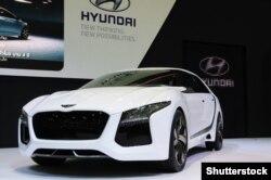 Hyundai на вадародным паліве