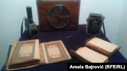 Izloženi predmeti