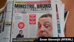 Štampa u Srbiji, septembar 2017.