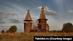 Варваринская церковь до реставрации