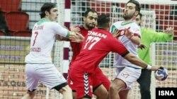 رقابت نهایی ایران و قطر ۲۸ بر ۱۹ به سود قطر خاتمه یافت