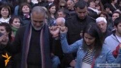 Հովհաննիսյանի աջակիցները ողջունում են հացադուլից դուրս գալու որոշումը