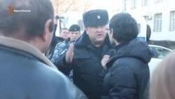 Jurnalist Zair Akadırovnı nasıl yaqaladılar