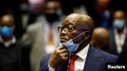 Bivši predsjednik Južne Afrike Džejkob Zuma
