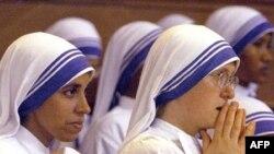 پدر روحانی آنتونیو رونجی می گوید که راهبه های زیادی احتمالا در این مسابقه شرکت می کردند. (عکس: AFP)