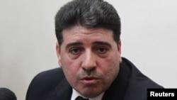 Sirýanyň ozalky saglygy saklaýyş ministri Wael al-Halki ýurduň premýer-ministri boldy.