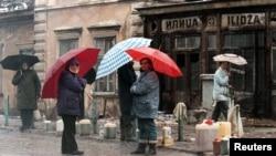 Fotogalerija: Dvadeset godina od završetka opsade Sarajeva