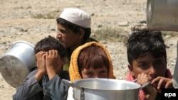 د ناامنیو او پاکستاني پوځ عملیاتو له کبله لکونه خلک له قبایلي سیمو بې کوره کړل شوي.