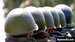 Belarus - Belarusian army, 2008
