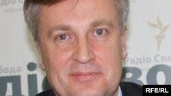 Депутат Верховної Ради з фракції УДАР Валентин Наливайченко