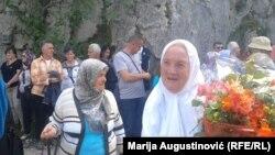 Porodice žrtava na Korićanskim stijenama