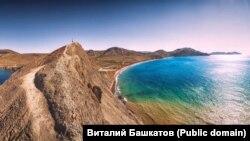Тиха бухта, Крим