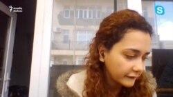 Gürcüstandan qayıdan azərbaycanlı qız donuz qripinə yoluxduğundan şübhələnir
