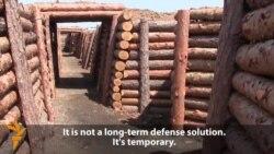 Ukrainian Forces Dig In For Potential Conflict In Kharkiv