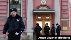 Бинои консулгарии Амрико дар Санкт-Петербург.