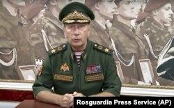 Глава Росгвардии угрожает Алексею Навальному