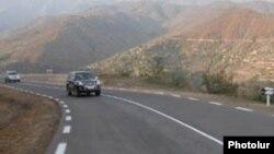 Լեռնային ավտոճանապարհ Հայաստանում, արխիվ