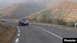 Ավտոմայրուղի Հայաստանում
