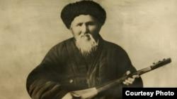 Токтогул Сатылганов (1864-1933).