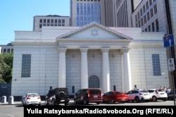 Культурно-діловий центр «Менора» в Дніпрі, нова будівля синагоги