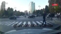 Oqtay Gülalıyevi vuran sürücü danışdı