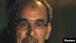 Ливия орталық банкінің басшысы Қассим Аззуз.