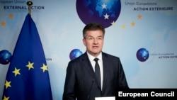 Përfaqësuesi i posaçëm i BE-së në dialogun Kosovë-Serbi, Mirosllav Lajçak.