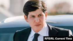 Өзбекстан президенті Шавкат Мирзияевтың күйеу баласы Отабек Умаров.