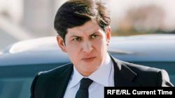 Отабек Умаров, муж младшей дочери президента Узбекистана Шавката Мирзияева.
