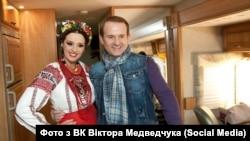 Медведчук заявлял, что он управляет бизнесом жены