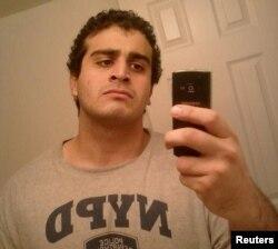 عمر صدیق متین. عامل تیراندازی در اورلاندو