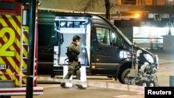 """Pamje nga bllokada e policisë në qendër të Oslos për shkak të një pajisjeje """"që i ngjante bombës"""""""