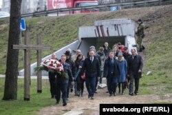 Парламентська делегація Сейму Польщі відвідала Куропати