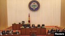 Қырғызстан парламенті. (Көрнекі сурет).