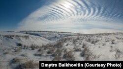 Донецький степ. Фото Дмитра Балховітіна