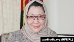 ثریا دلیل وزیر صحت عامه افغانستان