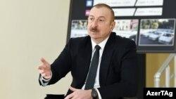 İlham Əliyev, 25 fevral 2021