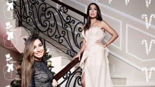 Azerbaijan – fashion session of Leyla Aliyeva and Arzu Aliyeva