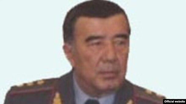 Закир Алматов, бывший глава МВД Узбекистана.