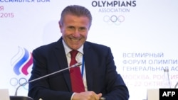 Президент НОК України Сергій Бубка