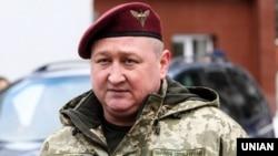 Дмитрий Марченко, в 2014 году подполковник 79-й бригады ВСУ