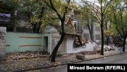 Mostar: Rušenje nelegalno izgrađenih objekata