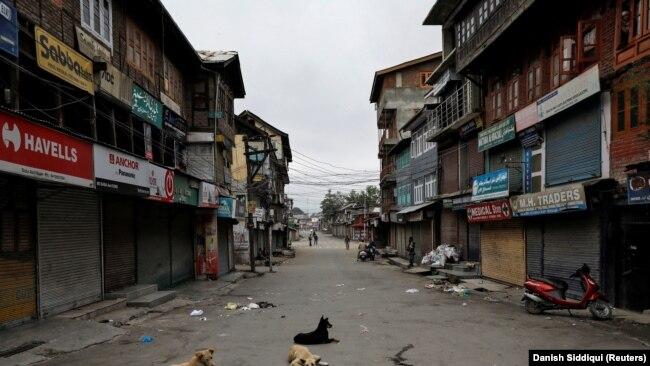 Kashmiri 'në dry'