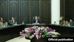 Լուսանկարը՝ Հայաստանի կառավարության