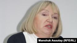 Тамара Калеева, руководитель прессозащитной организации «Адил соз».