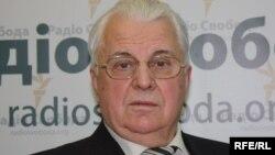 Перший президент незалежної України Леонід Кравчук