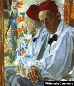 Портрет Мейерхольда Александра Головина