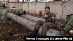 Екатеринбурда хезмәт иткәндә һәлак булган солдат Илдар Сираҗев