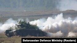 Военные учения «Запад-2017», Беларусь, 16 сентября 2017 года